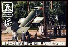 Brengun Models 1/144 BACHEM Ba-349 M52/M58 NATTER Rocket Fighter Double Kit!