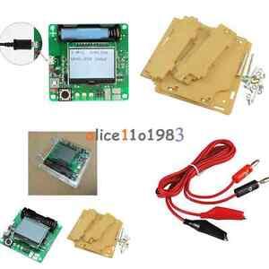 Transistor Inductor-Capacitor Meter MG328 Digital LCD Tester + Case