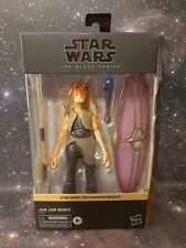 STAR WARS THE BLACK SERIES JAR JAR BINKS NEW IN BOX