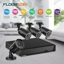 Kit camaras video vigilancia FULL-HD 1080p (8CH) (+1000GB) (FLOUREON 2019-2020)