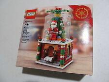 LEGO Santa Snowglobe new sealed Christmas holiday set 40223 seasonal 2016