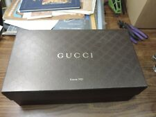Gucci Shoe Box Only