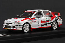 Lancer Evolution 1993 Monte Carlo Rally **K. Eriksson** -- HPI #8541 1/43