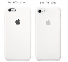 Apple iPhone 6 plus Silicone Case White