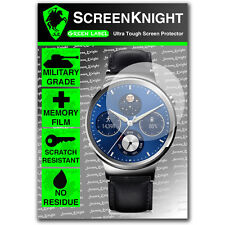 Screenknight Huawei watch screen protector invisible bouclier niveau militaire
