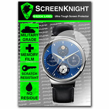 ScreenKnight Huawei Watch SCREEN PROTECTOR invisible Military Grade shield