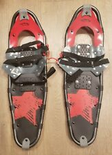 "Thunder Bay Adult Large Snow shoes 8"" X 28"" Hiking Men/Kid New"
