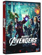 THE AVENGERS (DVD) con Robert Downey Jr., Chris Evans, Mark Ruffalo