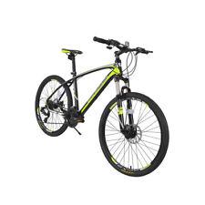 Mountain Bike 24 Speed Mens Bikes Full Suspension Aluminum  MTB 26