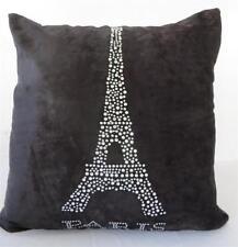 Unbranded Rectangular Velvet Decorative Cushions & Pillows
