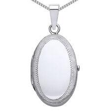 Bigiotteria ovale in argento