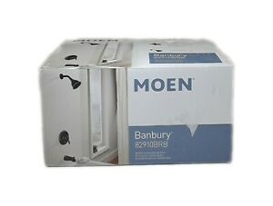 MOEN Banbury Single-Handle 1-Spray 1.75 GPM Tub and Shower Faucet Bronze