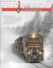 CTC Board  Railroads Illustrated 356 Missabe Winter UP Echo Weber Canyon Maine