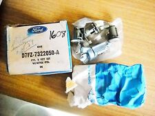Ford ignition door trunk lock set D7FZ-7322050-A 1977