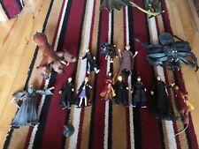 Harry Potter Figures Toys large Bundle Joblot Collectables rare vintage