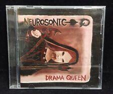 Neurosonic- Drama Reina CD Autografiado