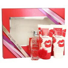 Naomi Campbell Cat deluxe With Kisses Set  Edt 15 ml + SG 50 ml + Body Lotion 50