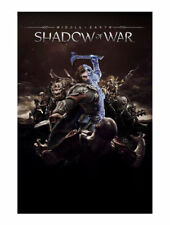 Middle-Earth: Shadow of War Digital Download (Microsoft Xbox One, 2017)
