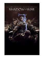 Middle-Earth: Shadow of War (Sony PlayStation 4, 2017)