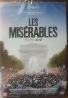 LES MISERABLES FILM DU JURY FESTIVAL DE CANNES  DVD  NEUF SOUS CELLOPHANE