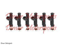 550cc Genuine Bosch High Flow Performance Fuel Injector Set of 6
