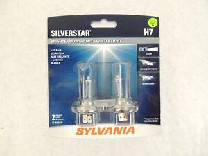 Sylvania H7 Silverstar Headlight Bulbs