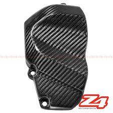 2006 2007 ZX-10R Side Engine Sprocket Chain Case Cover Guard Cowl Carbon Fiber