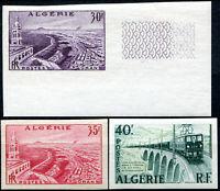 COLONIES ALGÉRIE N° 339/40 NEUFS** NON DENTELÉS