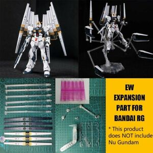 buybuygundam - Double Fin Funnel Expansion part for RG 1/144 RX-93 Nu v Gundam