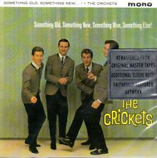 CD The Crickets, something Old something new, NUOVO