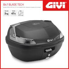 Coffre / Valise Givi Case B47 Blade Tech Universel - Noir / Cat. Fumée '