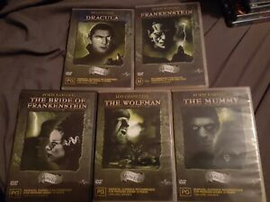 Universal Monster movie Collection