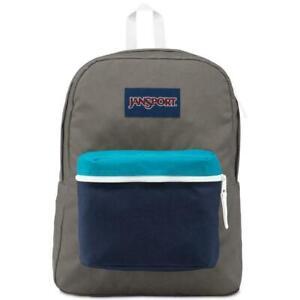 Jansport Unisex Colorblocked Everyday Backpack