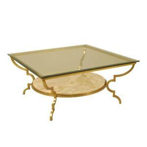 Maitland-Smith Dazzle Cocktail Table