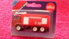 """Siku - #1034 Mercedes-Benz Water Cannon Fire Truck - Red & White """"Feuerwehr 112"""""""