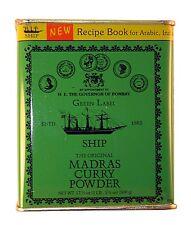 The Original Ship Madras Curry Powder Green Label (500 g -17.5 oz) India product