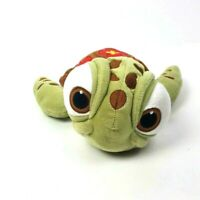 Disney Store Pixar Plush Squirt Finding Nemo 14 Inch Turtle Stuffed