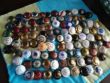 Lot 100 capsules champagne et autres