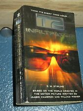 Infiltrator by S. M. Stirling (T2) FREE SHIPPING 0380808161