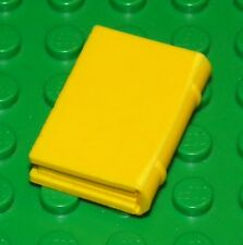 LEGO HARRY POTTER - Minifig, Utensil Book / Diary - 2 x 3 - Yellow - VERY RARE