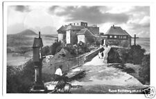 AK, Rechberg, Ruine Rechberg, 1952
