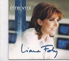 Liana Foly-Etre Vrai Promo cd single