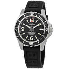Breitling Superocean 42 Automatic Black Dial Men's Watch A17366021B1S1