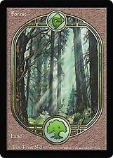 MTG 1x FULL ART FOREST - Unglued *NM*