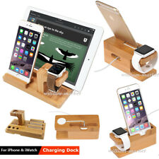 Charging Dock Station Charger Holder Stand For Apple Watch iWatch iPhone11 i Pad