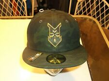 Indianapolis Indians New Era 59Fifty  2019 Armed Forces Day Collection hat 7 1/4