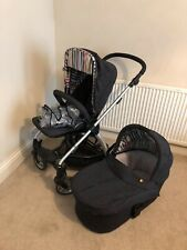 Mamas & Papas Travel System And Maxi Cosi Car Seat With Isofix