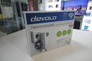 DEVOLO WLAN Komfort Plus Starter Kit 2 Adapter,OVP,Neu # 480743