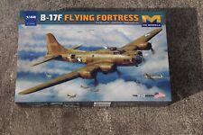 WWII USAF B-17f Memphis Belle HK Models 1 48 Scale Plastic Model Airplane Kit