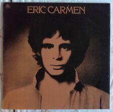 """ERIC CARMEN,ALBUM.VINTAGE 12"""" LP 33.EXCELLENT CONDITION"""